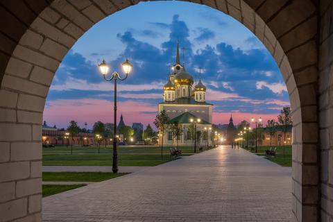 Тульский кремль фото 1