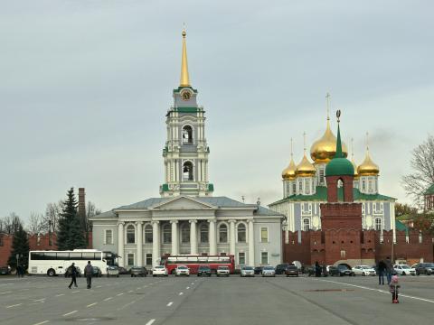 Тульский кремль фото 3